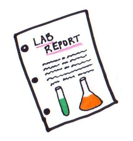 Writing an ib biology lab report